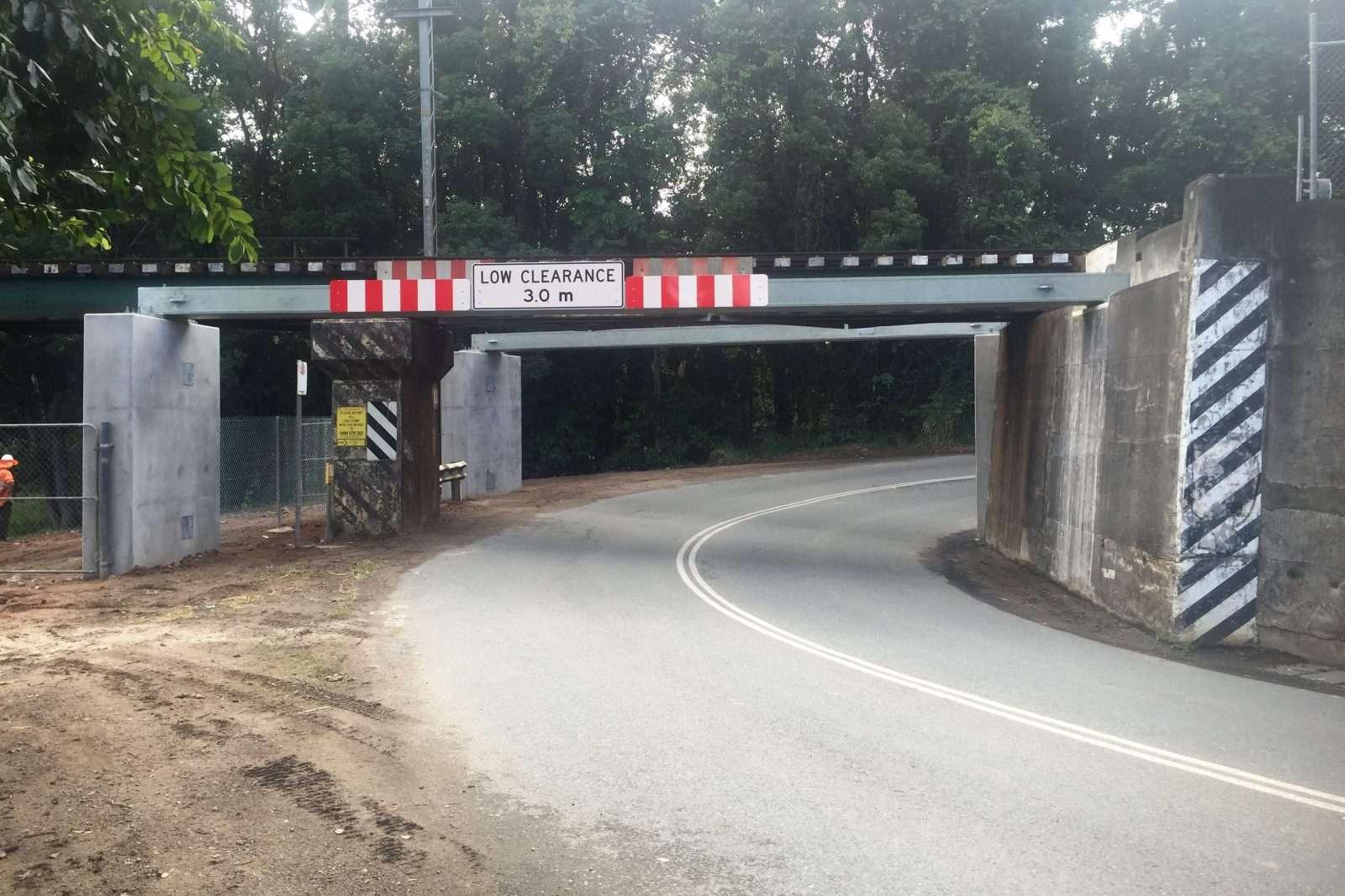 Bribie Island Bridge Clearance